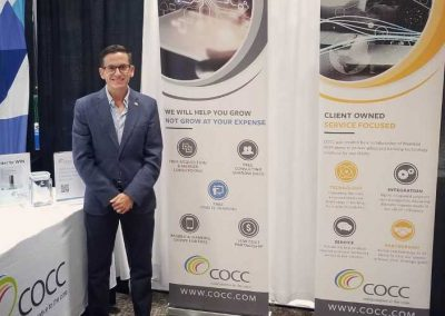 COCC attends the CBAO Convention