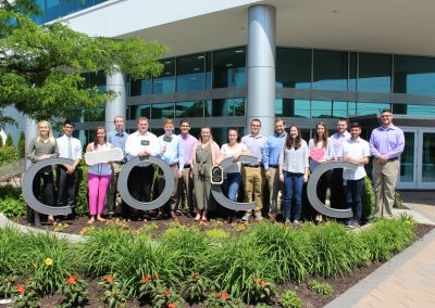 COCC welcomes the 2018 Summer Interns!