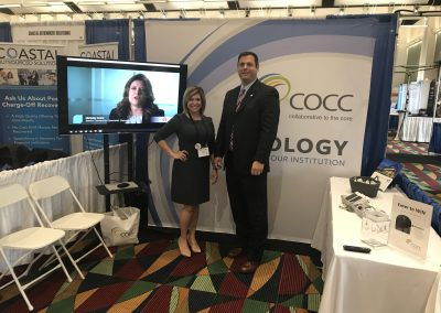 COCC attends the Great New England Credit Union Show