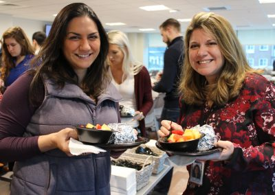 COCC hosts an employee appreciation breakfast